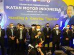 Kemenpora Harapkan IMI Terus Lakukan Koordinasi dengan Kemenpora Memajukan Olahraga Balap