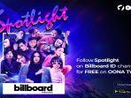Streaming Video Musik Sampai Puas Berkat OONA TV dan Billboard Indonesia