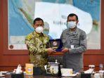 BNPT Harap Bisa Kerjasama dengan Bakamla RI untuk Pemetaan Terorisme di Laut