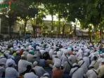 Rizieq Bersyukur Kerumunan Massa di Tebet tak Dibawa ke Pengadilan