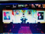 Ketua DPD RI Dukung Peradi Perjuangkan Wadah Tunggal Organisasi Advokat