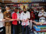 Usai Resmikan Warung KDI Nusantara, Ketua DPD RI Dapat Kejutan Ultah