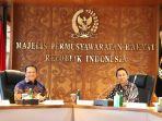 Terima Pimpinan KY, Bamsoet Dorong KY Terus Tingkatkan Integritas Hakim