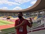 Semifinal Piala Menpora 2021 Hitungan Hari, Panpel Solo Pastikan Lampu Stadion Bisa Maksimal