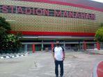 Jelang Semifinal & Final Piala Menpora 2021, Lampu Stadion Manahan Ditargetkan Rampung Tanggal 16