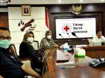 PMI Dapat Dana Penanganan Bencana Senilai Rp 1 Miliar dari Mitsubishi Motor
