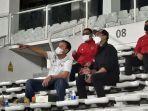 Kaesang Pangerep Ikut Pantau Latihan Timnas Indonesia di Stadion Madya