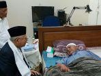Ucapan Belasungkawa Ma'ruf Amin Atas Wafatnya KH Atabik Ali, Mertua Anas Urbaningrum