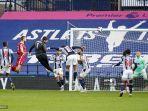 HASIL West Brom vs Liverpool Liga Inggris. Gol Sundulan Alisson Pastikan Kemenangan The Reds 1-2