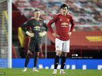 Manchester City vs Manchester United: Cedera Punggung Kambuhan, Lindelof Tak Ingin Lewatkan Derby