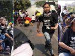 Ketika Ratusan Orang Hadiri Pemakaman Angel, Gadis Remaja yang Ditembak di Kepala Saat Demo Myanmar