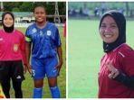 Kisah Wasit Wanita Asal Donggala, Ikuti Jejak sang Ayah, Pernah Pimpin Pertandingan Liga 1 Indonesia