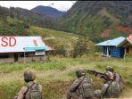 Kontak Tembak dengan TNI-Polri di Ilaga, 2 Anggota KKB Tewas, Seorang Lainnya Melarikan Diri