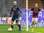 Napoli vs AC Milan: Misi Khusus Insigne-Ibrahimovic, Nama Maradona & Batigol Ikut Terseret