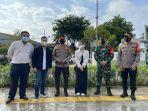 Bersama Kapolres dan Dandim, Pengusaha Muda Ini Bagikan Masker dan Edukasi Warga Pondok Kelapa