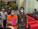Pakai Rompi Oranye, Angin Prayitno Aji Bungkam Saat Ditahan KPK