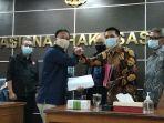 Novel dan Sejumlah Pegawai Tidak Lulus TWK Serahkan Sebundel Berkas ke Komnas HAM