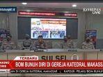 Kapolri: 4 Terduga Teroris Ditangkap di Jakarta dan Bekasi, Barang Bukti 5 Bom Aktif Disita