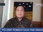 Kompolnas Beri Tanggapan terkait Polemik Wacana Listyo Sigit Prabowo Bentuk Pam Swakarsa