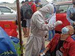 Libur Akhir Tahun, Ditjen Hubla Tes Swab Antigen Random ke Penumpang di Kepulauan Seribu