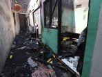 Suami Istri Itu Tewas Berpelukan saat Rumah Kontrakan Mereka Dilalap Api