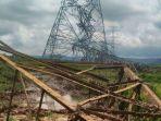 Tower Sutet 500 KV di Batang Jawa Tengah Roboh, 2 Petani Jadi Korban
