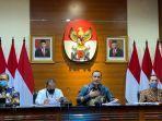 Penampakan Baru Ruang Konferensi Pers KPK: Ada Foto Jokowi-Ma'ruf Amin