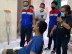 4 Pasien Korban Kebakaran Kilang Balongan Dipulangkan Setelah 13 Hari Dirawat di RS