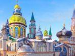 Jadi Penyelenggara Piala Dunia 2018, Berikut 5 Fakta Kazan, Kota Mayoritas Muslim