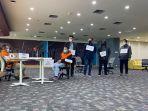 Ada Pemeran Indra Rukman Dalam Rekonstruksi Kasus Suap Bansos Covid-19