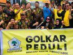 Partai Golkar Gelar Bakti Sosial Bantu Korban Banjir