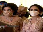 Krisdayanti Senang Pernikahan Aurel dan Atta Halilintar Dihadiri Presiden Jokowi