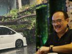 KRONOLOGI Mobil yang Ditumpangi Eros Djarot Tertimpa Pohon Besar, Sopir Mengaku Ada Hal Aneh