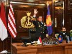 KSAL Bahas Kerja Sama Maritim dengan para Kepala Staf Angkatan Laut Asean Dalam ANCM Ke-14