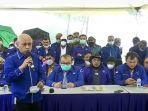 Alasan Demokrat Kubu Moeldoko Konpers di Hambalang, Max Sopacua: Kami Tidak Melupakan Sejarah