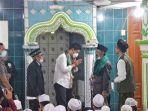 Machfud-MujiamanSilaturahmi ke Pondok Pesantren Tahfidhul Qur'an Sunan Giri