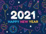 40 Ucapan Selamat Tahun Baru 2021 Berbahasa Inggris dan Artinya, Bisa Share di Media Sosial