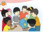 Kunci Jawaban Tema 7 Kelas 3 SD Halaman 162, 164 dan 167: Keliling Bangun Datar