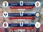 SIARAN LANGSUNG Liga Italia di RCTI: AC Milan atau Inter, Penentuan Capolista Penghujung Tahun 2020