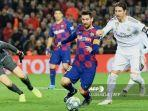LIVE Streaming Real Madrid vs Barcelona El Clasico Malam Ini, Lionel Messi Dihantui Kutukan Ronaldo