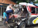 Foto Kondisi Kendaraan Terlibat Kecelakaan di Tol Cipali KM 78, Ringsek Parah, 10 Orang Tewas