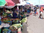 Naik Tajam, Harga Bawang Merah di Pasar Mardika Ambon Capai Rp 50 Ribu per Kilogram