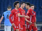 HASIL Babak Pertama Lazio vs Bayern Munchen Liga Champions, Die Roten Pesta Tiga Gol