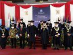 Tangis Doni Monardo Pecah Saat Orasi Ilmiah di Penganugerahan Gelar Doktor Honoris Causa IPB