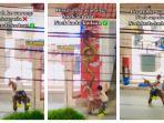 Viral Aksi Bocah di Banyuwangi Pergi ke Warung Naik Kuda-kudaan, Videonya Ditonton 5 Juta Kali