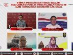 Wiku Adisasmito: Libatkan Kampus Bangkitkan Gerakan Cegah Penularan Covid-19 di Indonesia