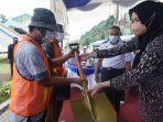 Libatkan Masyarakat Sekitar, Kemenhub Gelar Program Padat Karya di Surabaya dan Sumatera Barat