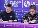Bandung Premier League Liga 1 2021 Dapat Dukungan dari Didimax