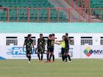 Hasil BRI Liga 1 2021: Barito Putera Tumbangkan Persipura 0-1, Azamat Baimatov Jadi Pahlawan