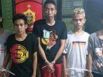5 Pencuri Baterai Solar Cell Lampu Merah di Beberapa Persimpangan di Lamongan Ditangkap Polisi